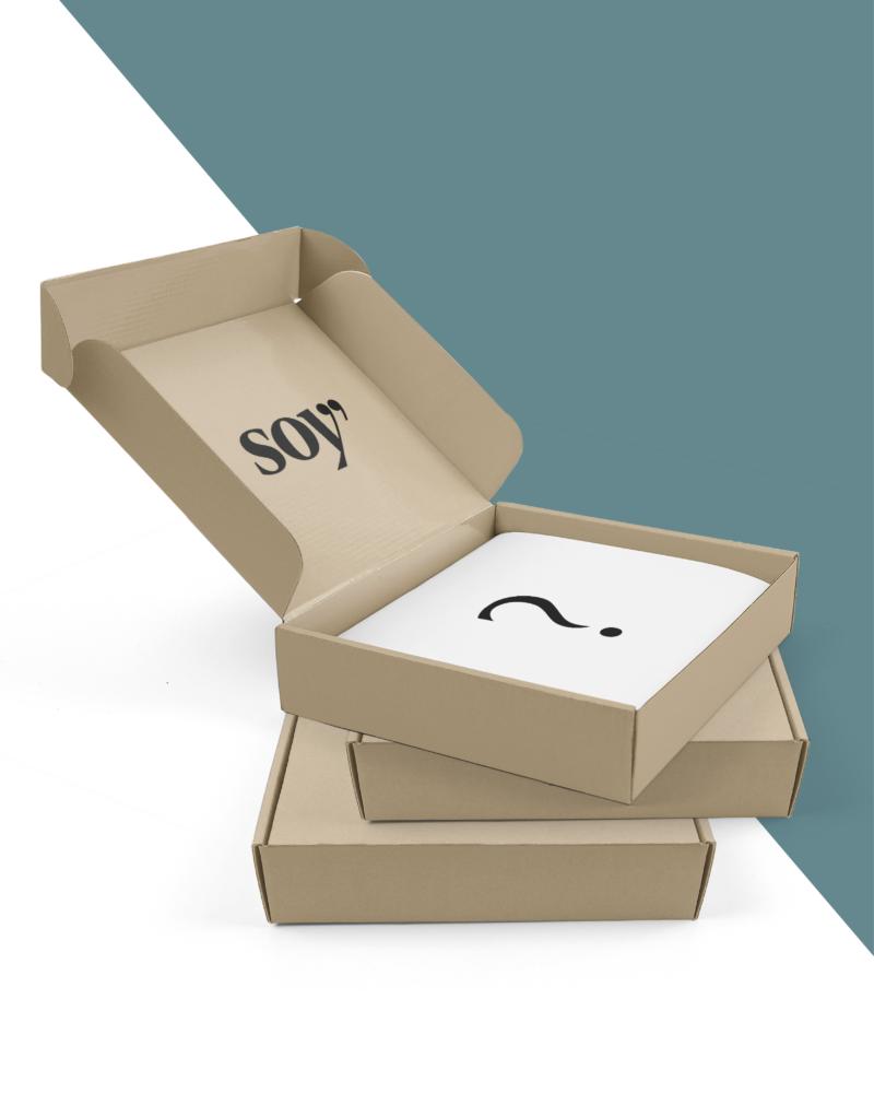 SOY Mystery box II.