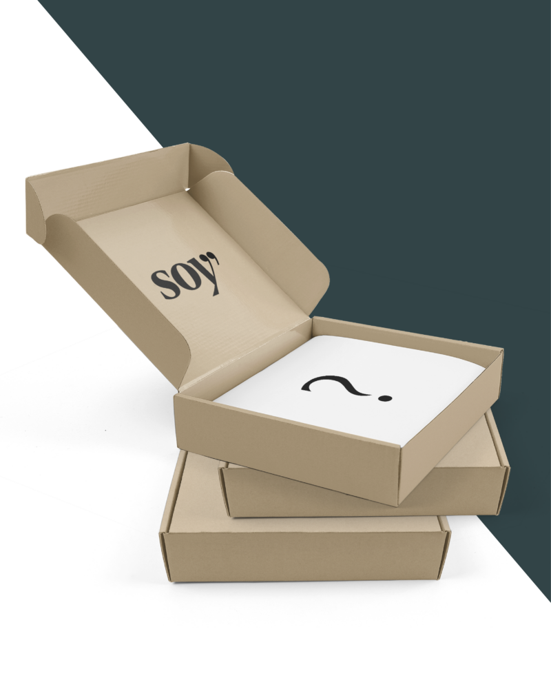 SOY Mystery box IV.