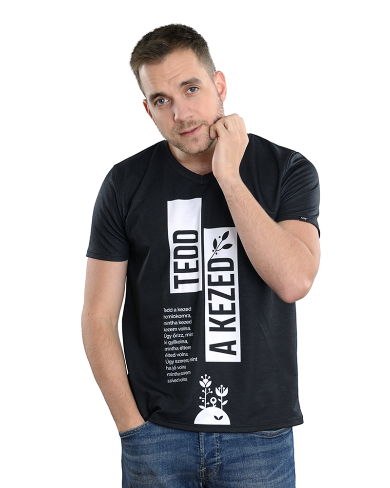 József Attila: Tedd a kezed II.